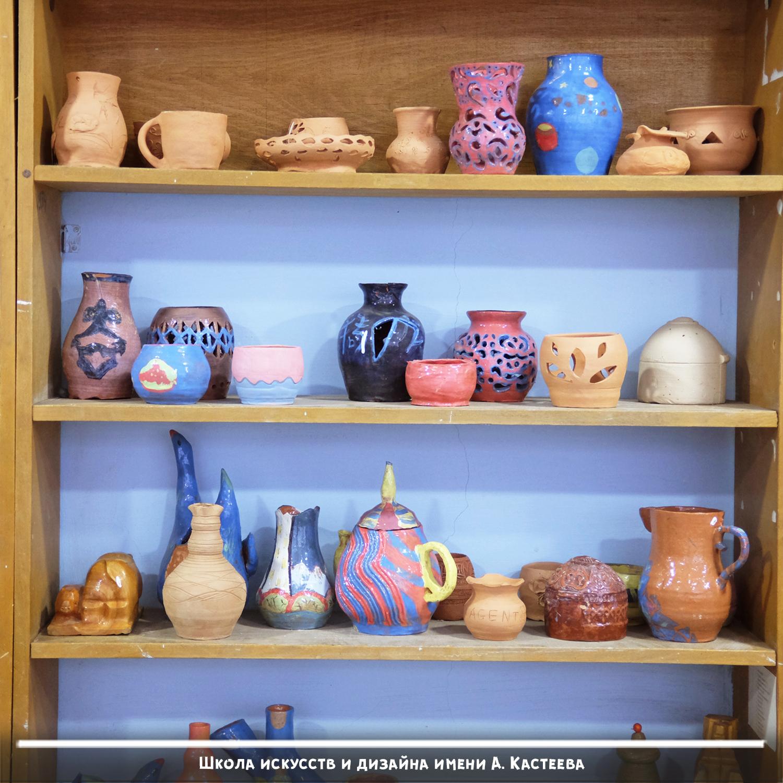 Гончарное ремесло и керамика