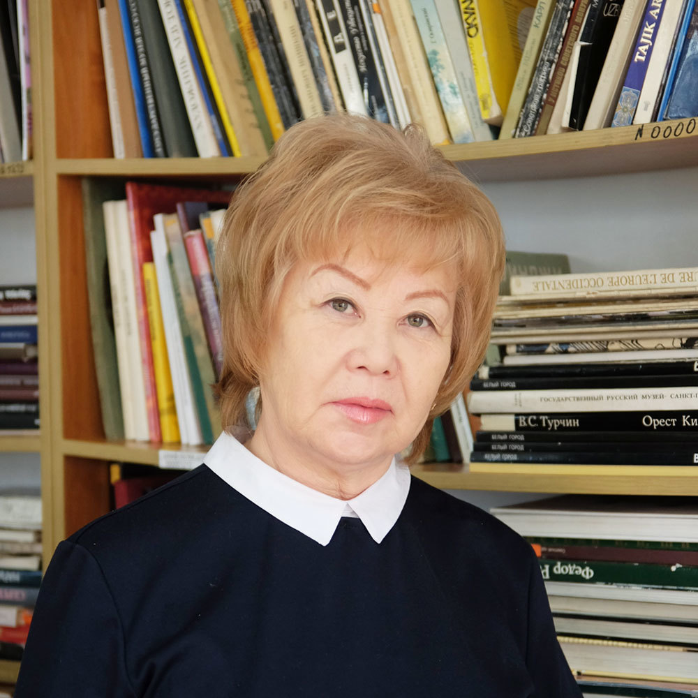 Кесикбаева Кенжебике Шалгимбаевна
